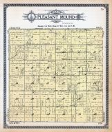 Pleasant Mount Township, Perch Creek, Blue Earth County 1914